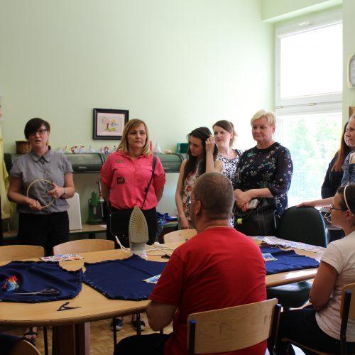 Goście z Białegostoku z wizytą w Kujawsko – Pomorskim