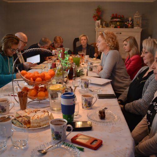 Spotkanie Inaugurujące Działanie Podkomitetu Ekonomii Społecznej subregionu I