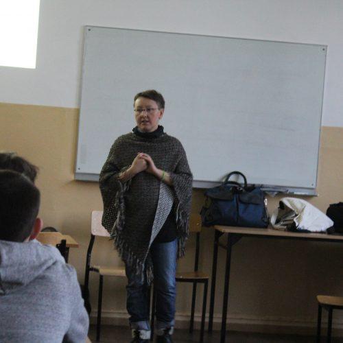 Spotkanie z Kołem Naukowym Prawo i Społeczeństwo Wydziału Administracji i Nauk Społecznych  Uniwersytetu Kazimierza Wielkiego