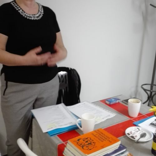 Szkolenie zawodowe – Kucharz