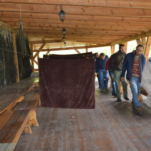 Kacze Bagno – wizyta studyjna