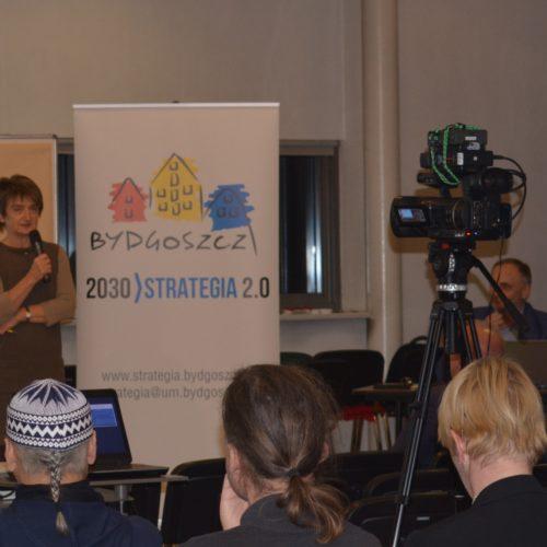 Strategia Rozwoju Bydgoszczy do 2030 roku  – Debata twórczość