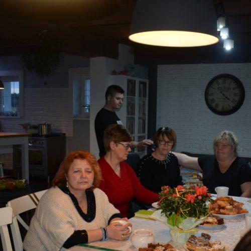 Kolejne spotkanie w gospodarstwach opiekuńczych