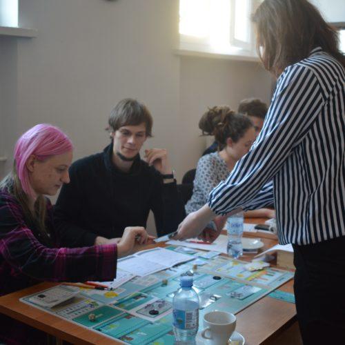 Gra strategiczna – Stowarzyszenie Pracownia