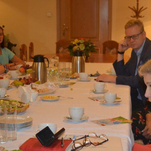 Spotkanie Podkomitetu ds. Ekonomii Społecznej w Bydgoszczy