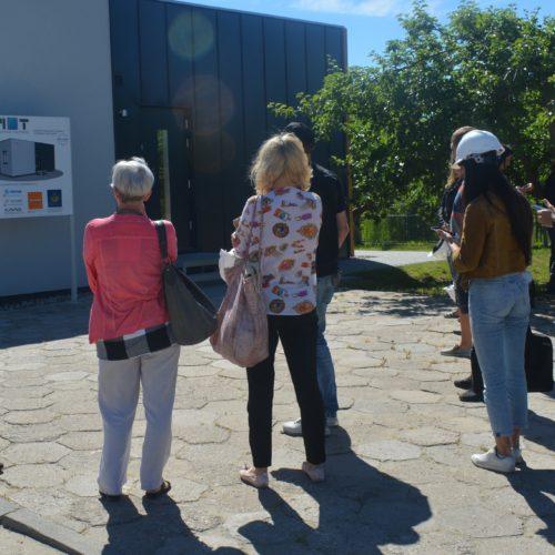 Z wizytą w Fundacji Aktywizacji i Integracji  w Nowem.