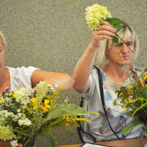 W Maciejowej Duszy zioła rosną wszędzie.