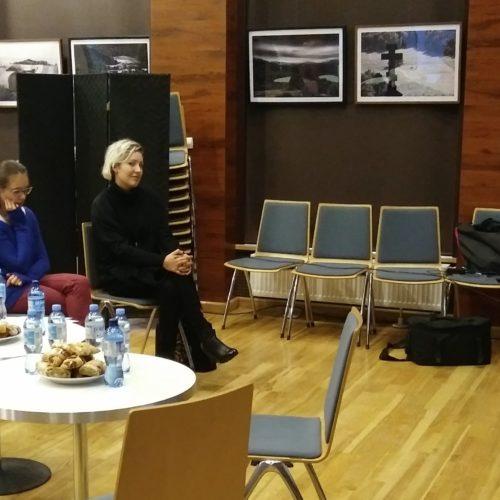 Wystąpienia Publiczne – warsztat z Panią Ewą Lewandowską