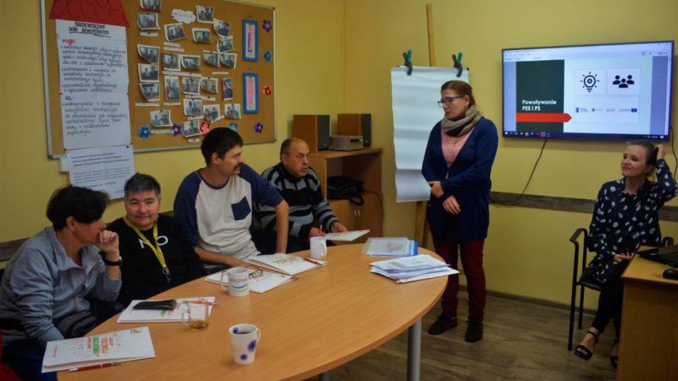 Zdjęcie uczestników szkolenia w Solcu Kujawskim - zdjęcie numer 3