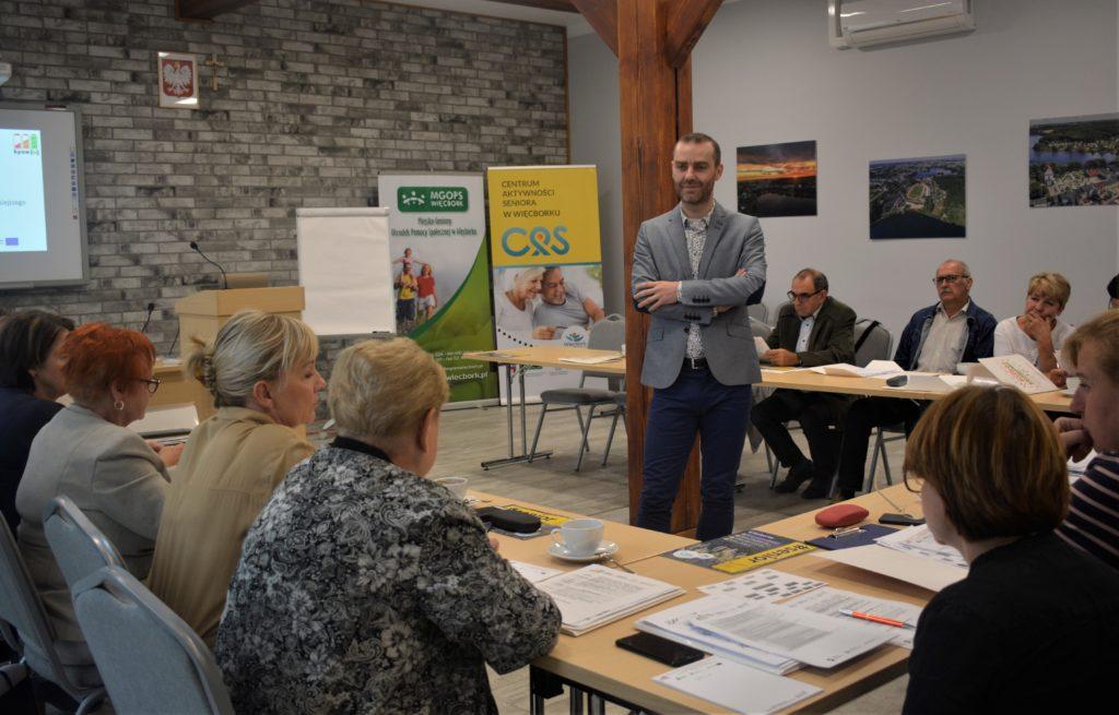 Zdjęcie uczestników szkolenia KPOWES - zdjęcie numer 4