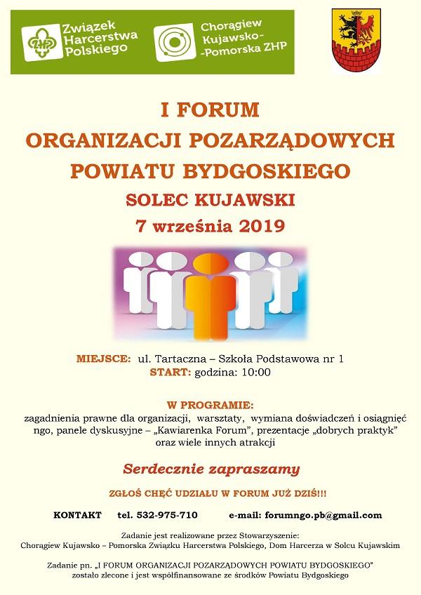 Plakat Iforumngo