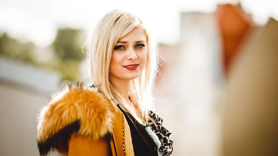 Na zdjęciu Marta Kożuchowska doradca kluczowy KPOWES.