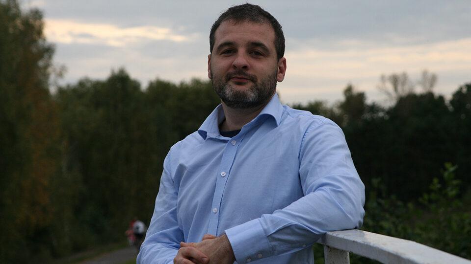 Na zdjęciu Bartosz Zieliński