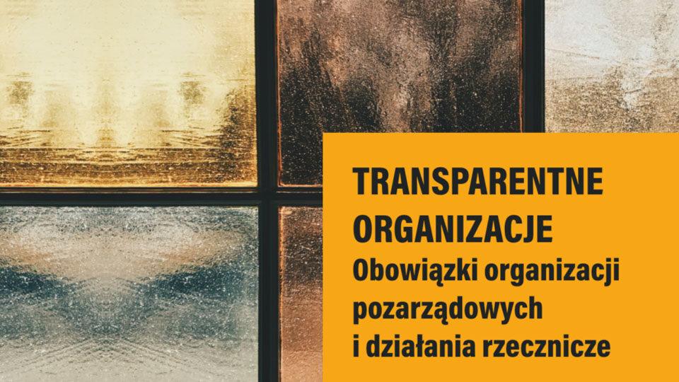 Tytuł bezpłatnych warsztatów na tle okien