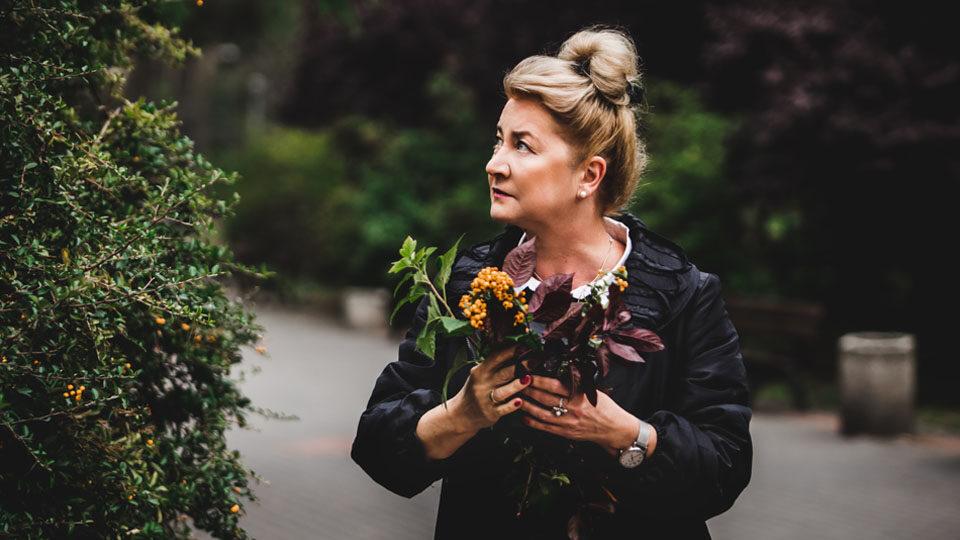 Na zdjęciu Beata Przyborska - doradca KPOWES