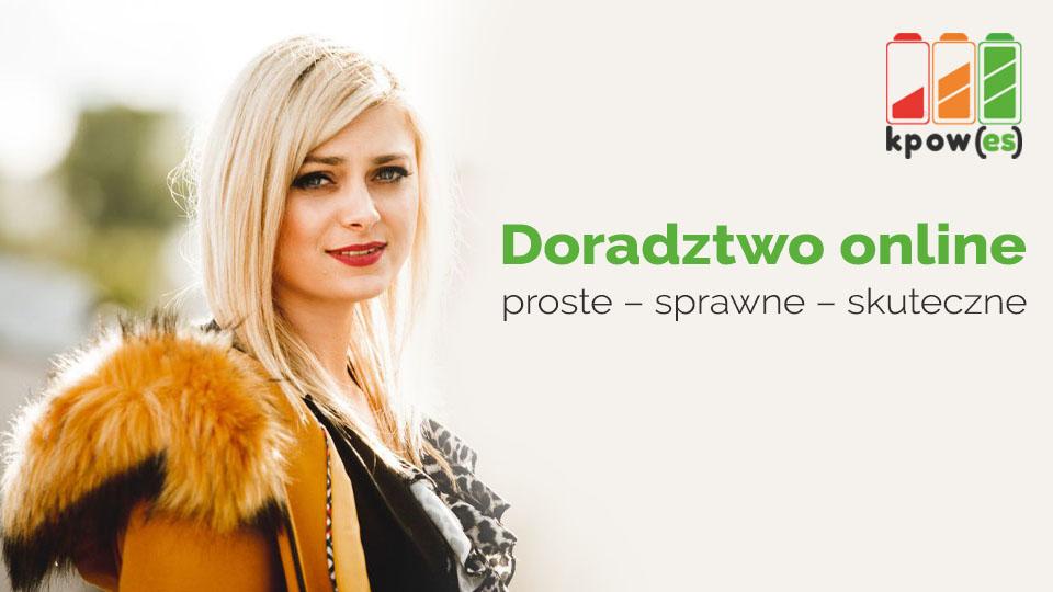 Na zdjęciu doradca - Marta Kożuchowska