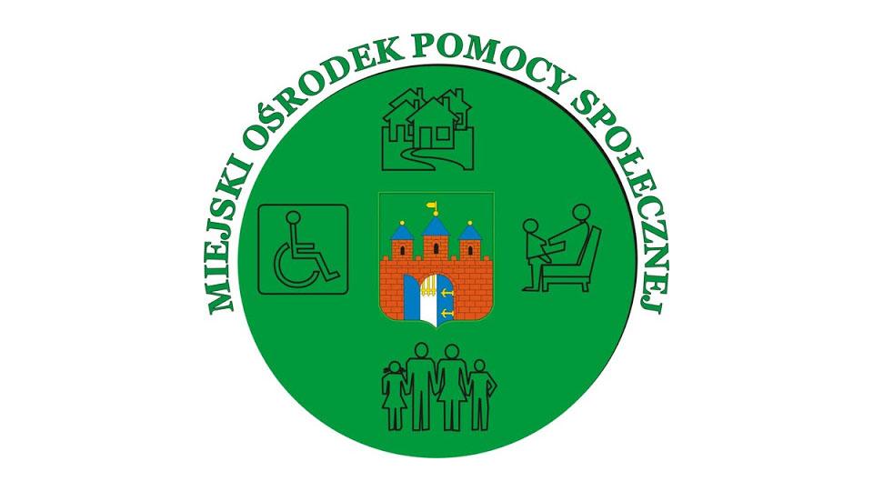 Logo Miejskiego Ośrodka Pomocy Społecznej