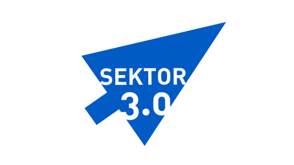 Logo programu sektor 3.0.