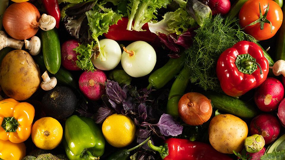 Obrazek przedstawia warzywa