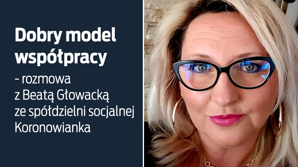Na zdjęciu Barbara Głowacka